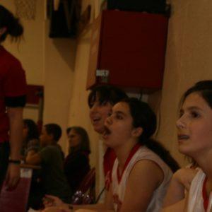 junior high girls basketball